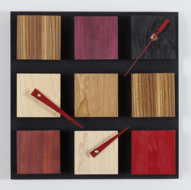 Winter Open Studios Guest Artist: Ken Wilkinson, Out of the Box Clocks