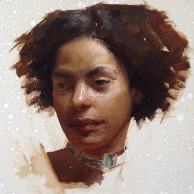 1-Day Alla Prima Portrait Painting Workshop with Elizabeth Zanzinger
